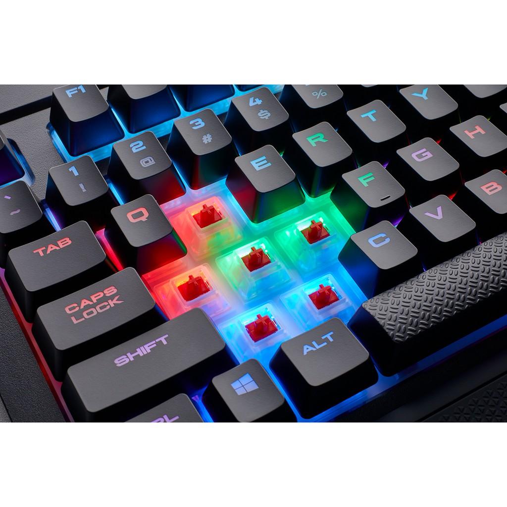 Bàn phím Gaming Corsair K68 RGB MX RED (CH-9102010-NA) - Hàng Chính Hãng