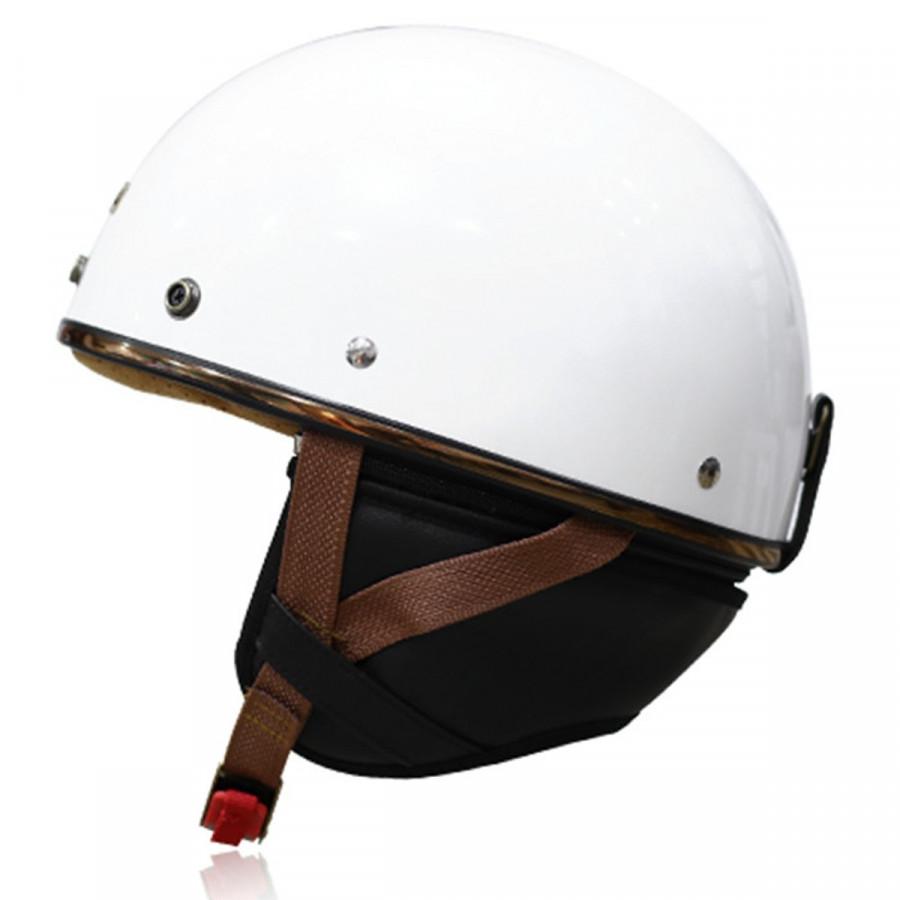 Mũ Bảo Hiểm Nửa Đầu BULLDOG PUG
