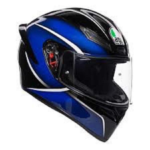 Nón bảo hiểm AGV K1  Qualify Black/Blue