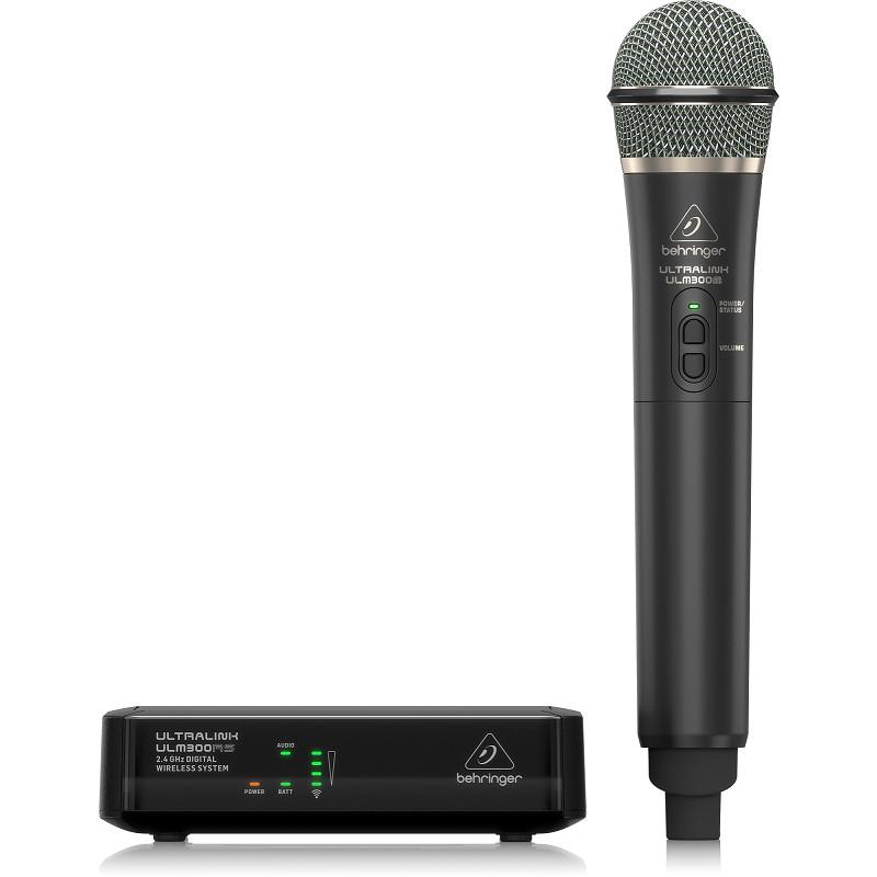 Microphone Behringer ULM300MIC - Không Dây-Hàng Chính Hãng