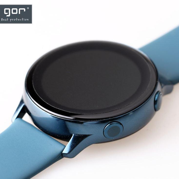 Bộ dán (màn+lưng) cho Galaxy Watch Active 2 – chính hãng GOR