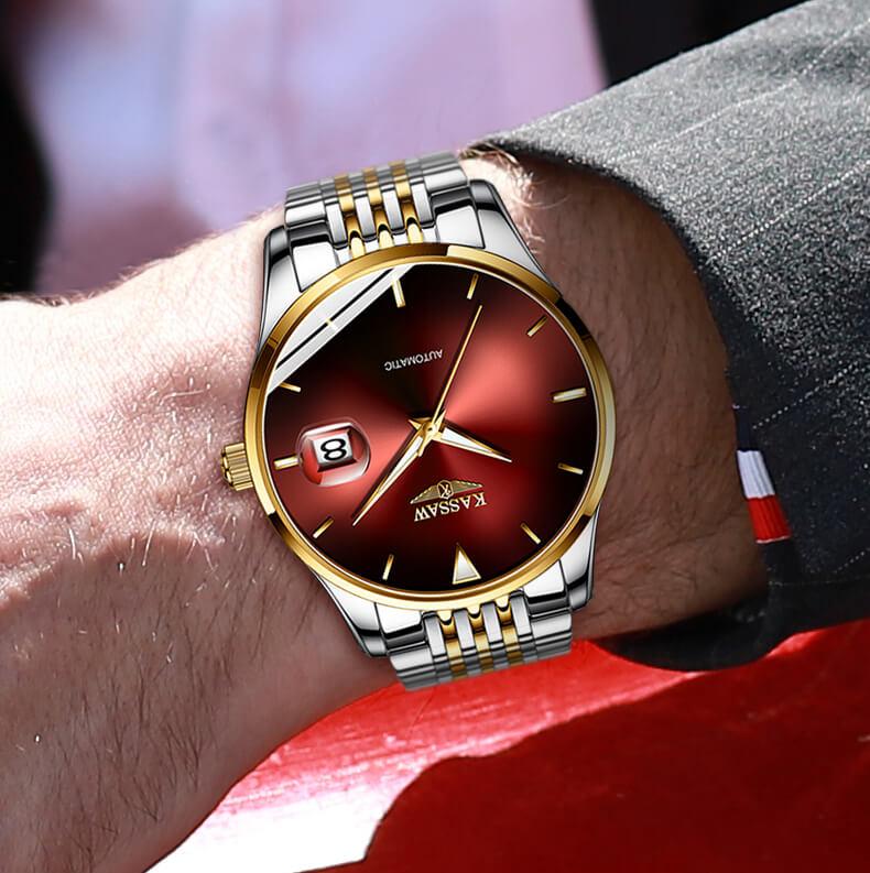 Đồng hồ nam chính hãng KASSAW K867-3