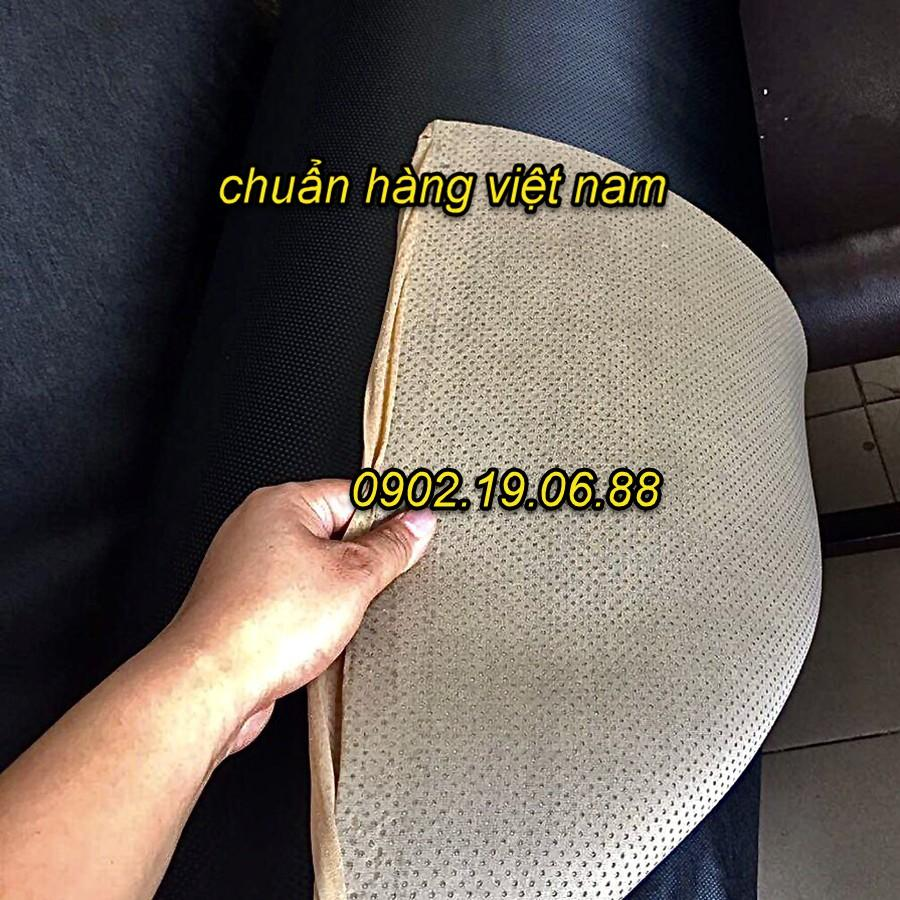 THẢM TAPLO DA VÂN CARBON DÀNH CHO TOYOTA HILUX 2008 - 2015