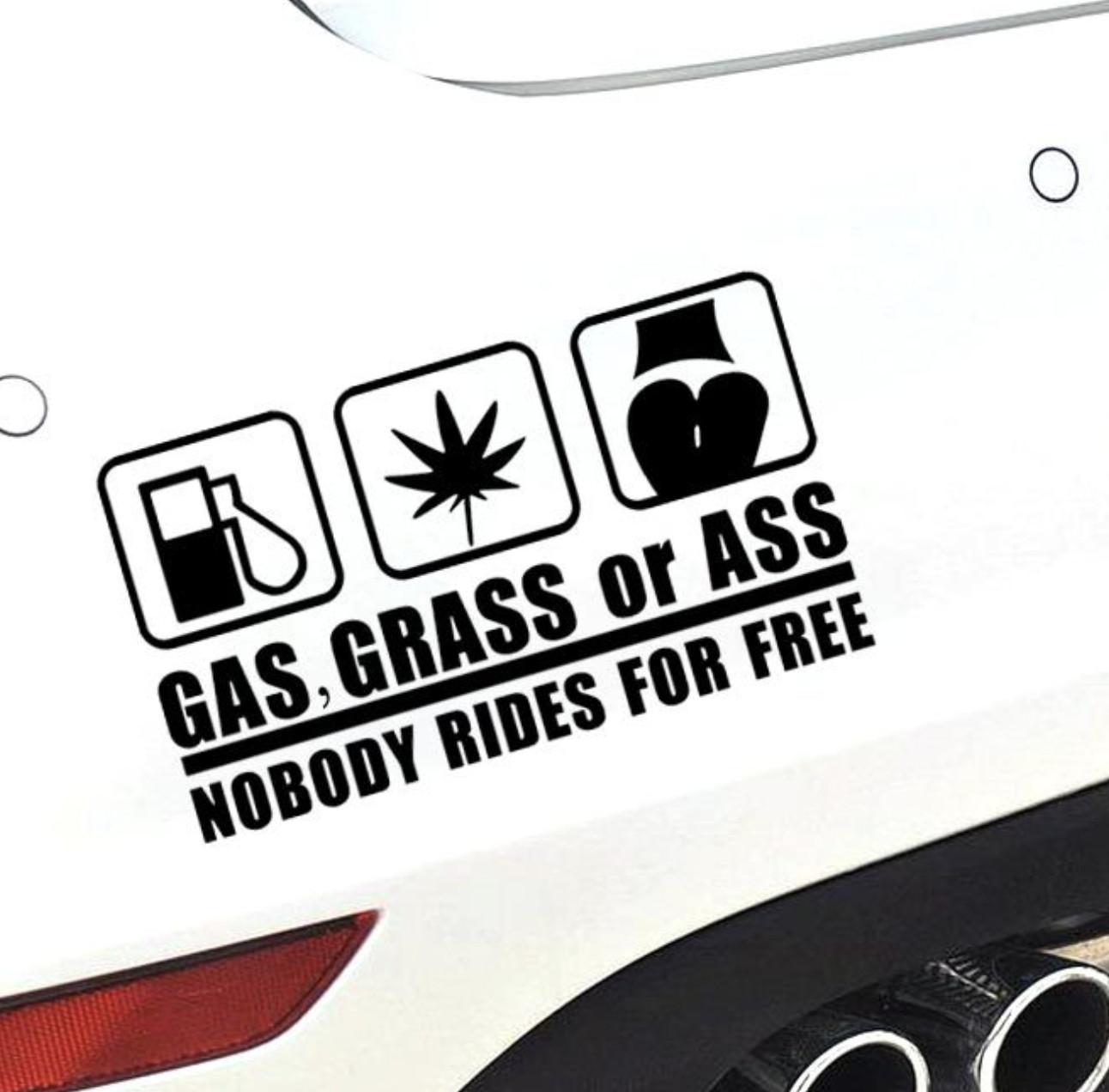 DON'T TOUCH MY CAR ĐÁ NHAU- Sticker transfer hình dán trang trí Xe hơi Ô tô size 12x14cm