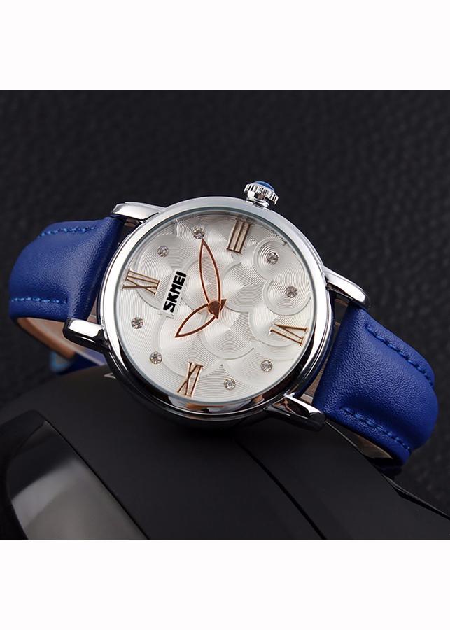 Đồng hồ Nữ dây da SKMEI 9095 - DHA424