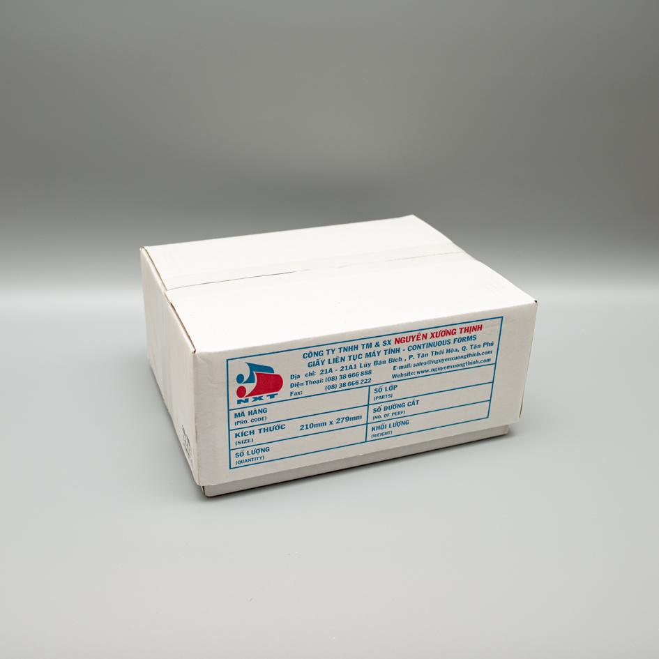 Giấy vi tính liên tục NXT 5 liên (210 x 279 mm)