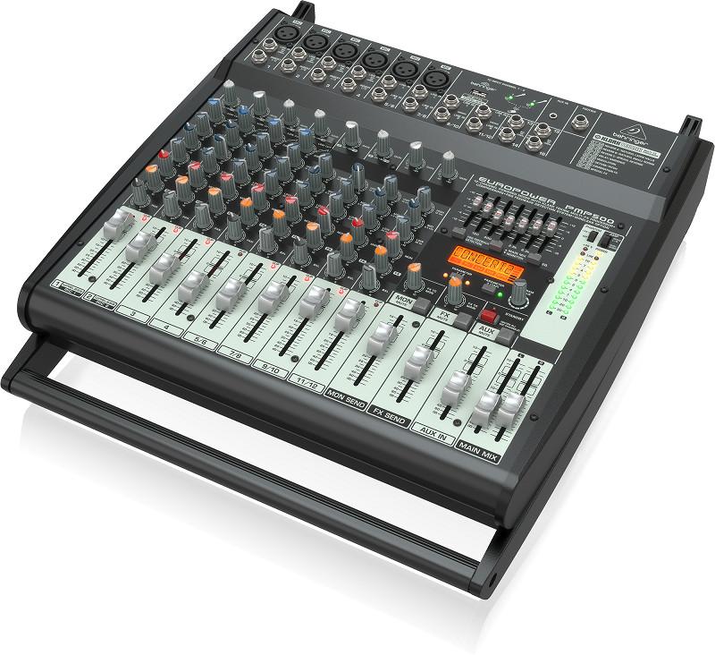 MIXER TÍCH HỢP AMPLY - BEHRINGER PMP500 - Powered Mixers- Hàng chính hãng