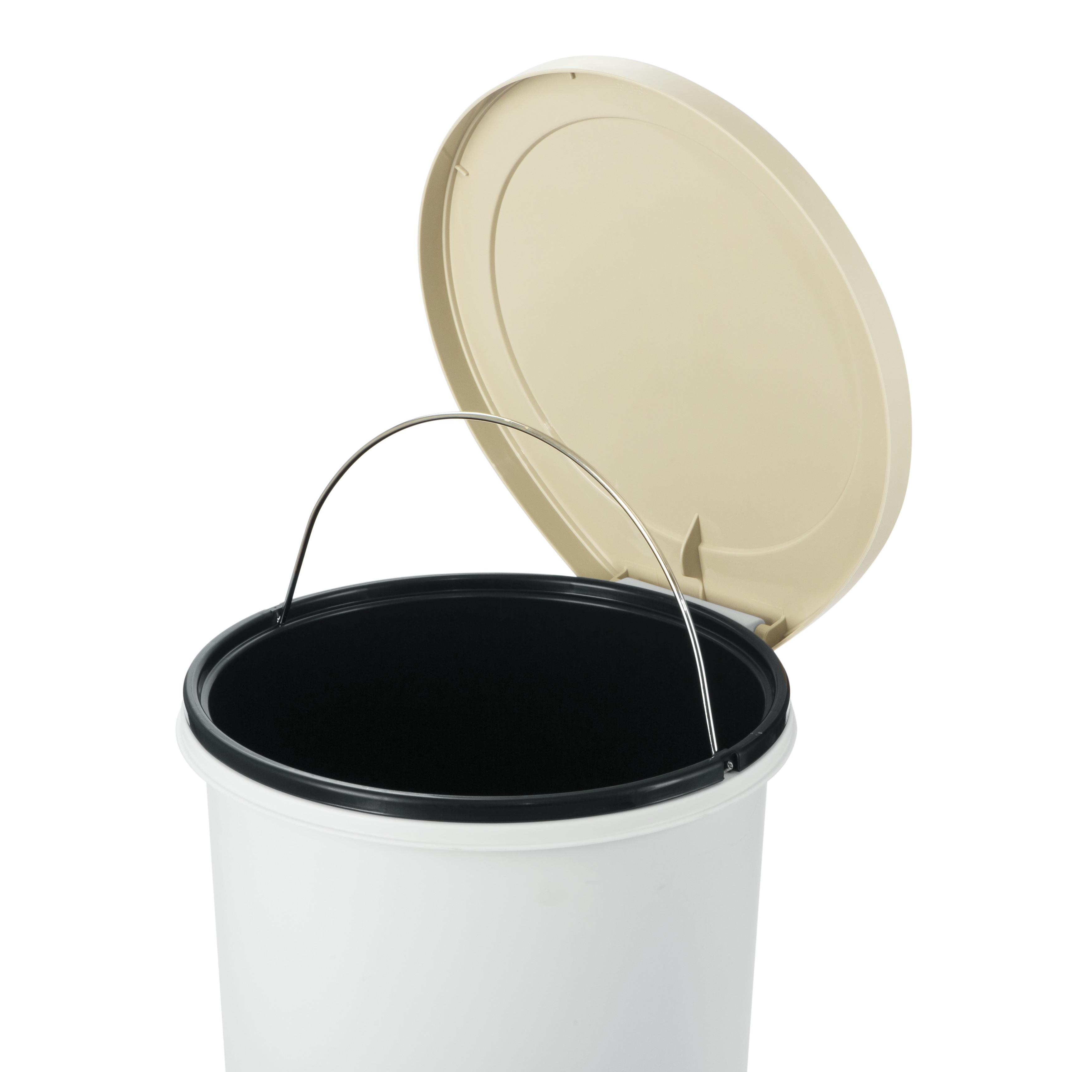 Thùng rác đạp tròn Hiro 12L