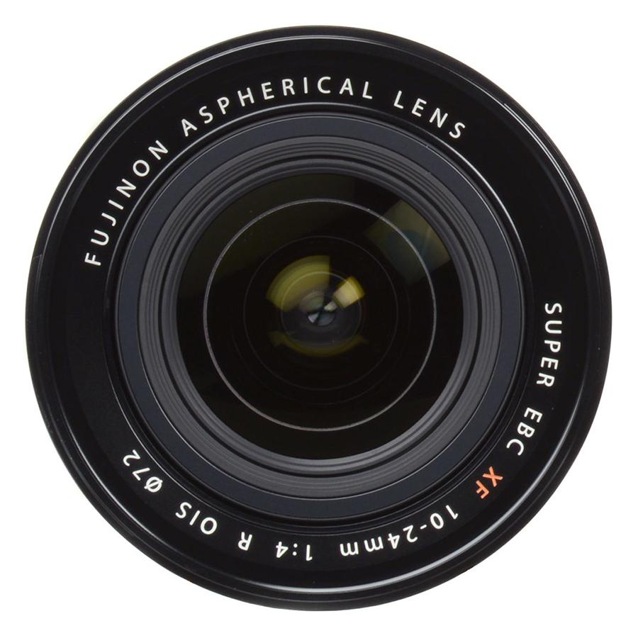Ống Kính Fujifilm Fujinon XF 10 - 24mm F4 R OIS - Hàng Chính Hãng