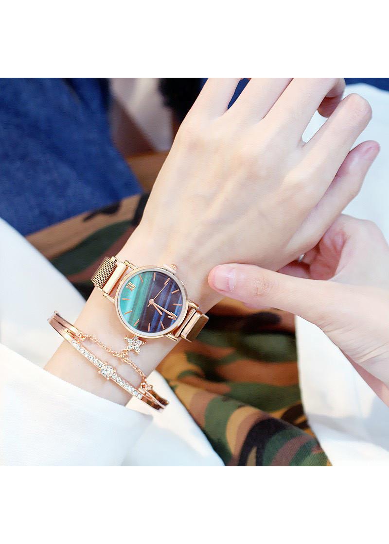 Đồng hồ nam nữ thời trang thông minh tacona cực đẹp DH34