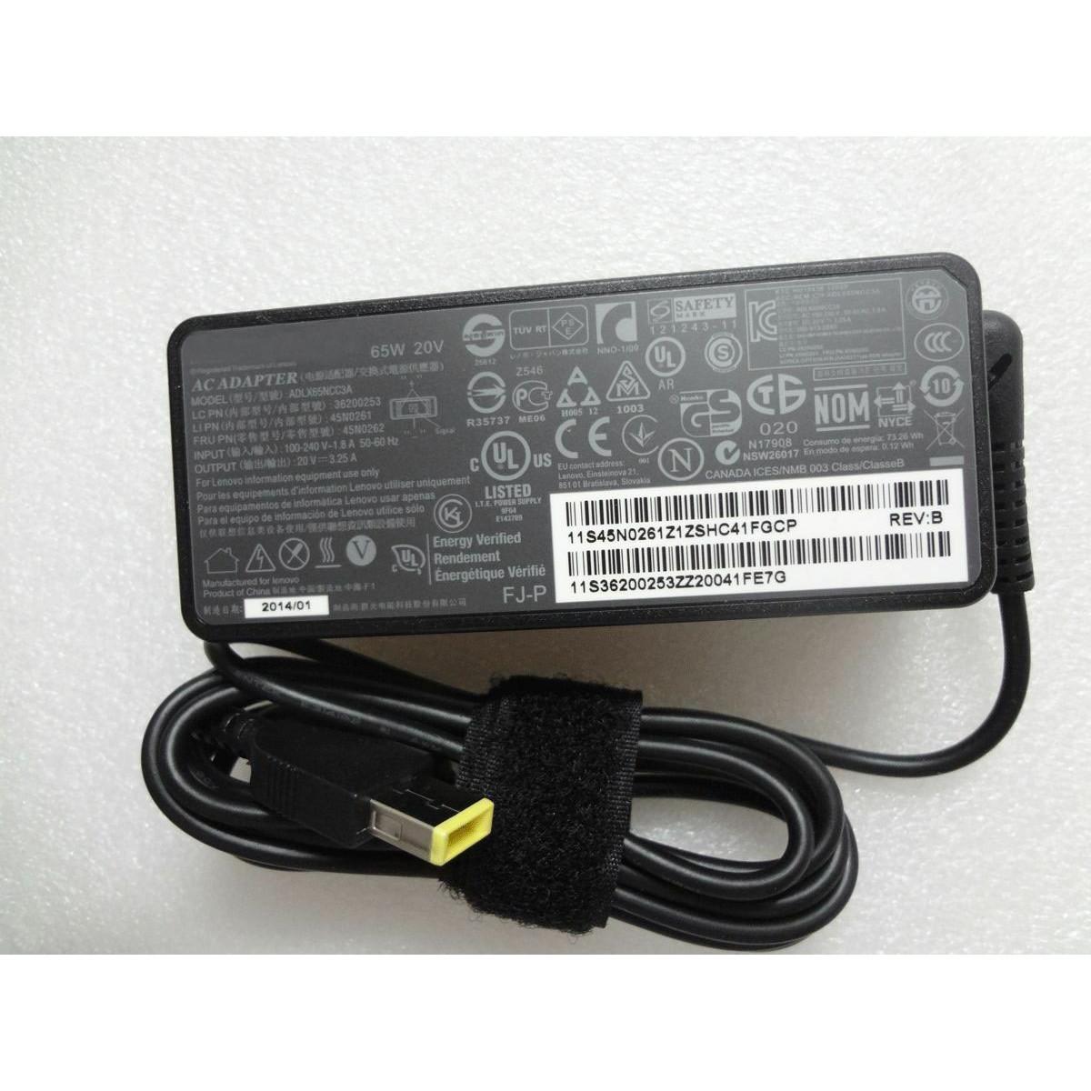 Sạc dùng cho Laptop Lenovo Idepad 300-14ISK