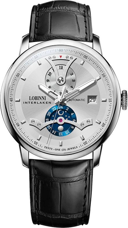 Đồng hồ nam chính hãng Lobinni No.18018-3