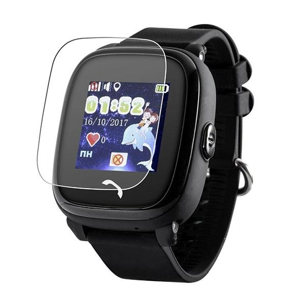 Combo 02 miếng dán cường lực 9H Hitek dành cho đồng hồ thông minh Wonlex GW400S - Hàng chính hãng
