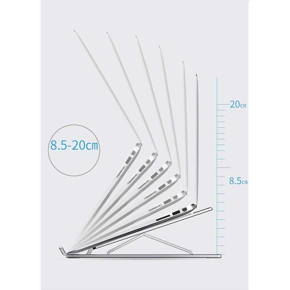 Đế tản nhiệt nhôm cao cấp X6 Stand điều chỉnh mọi góc độ