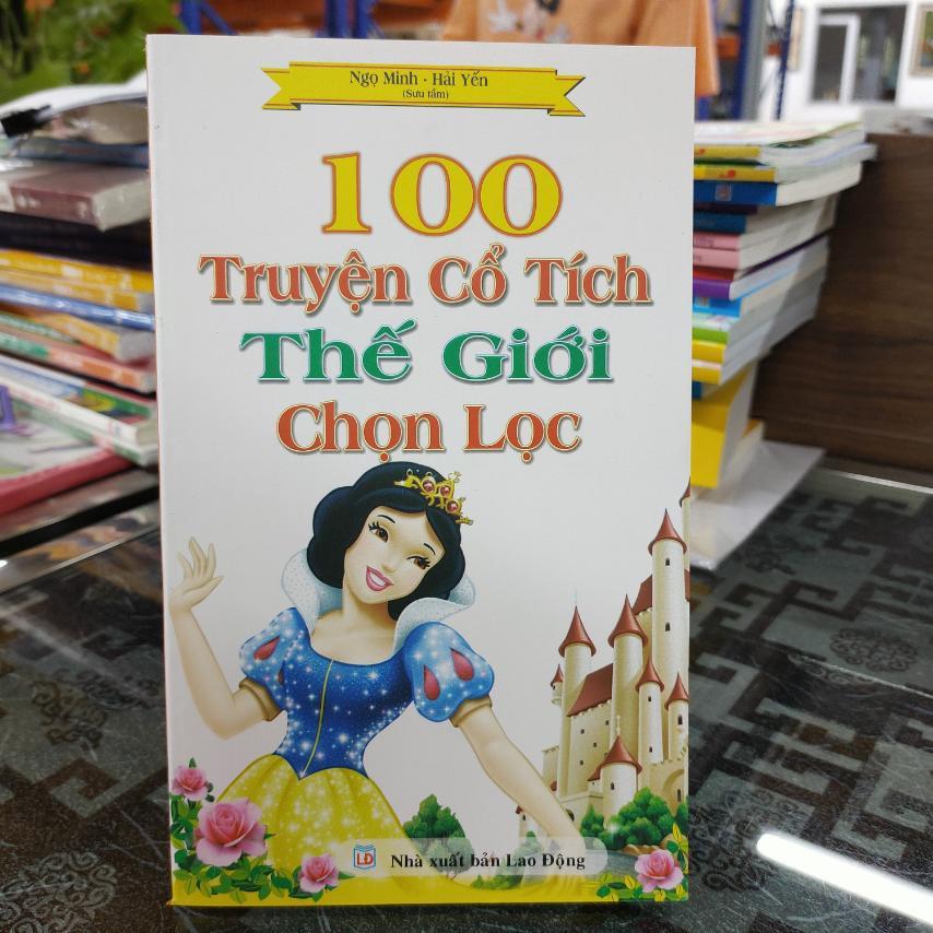 100 truyện cổ tích thế giới chọn lọc