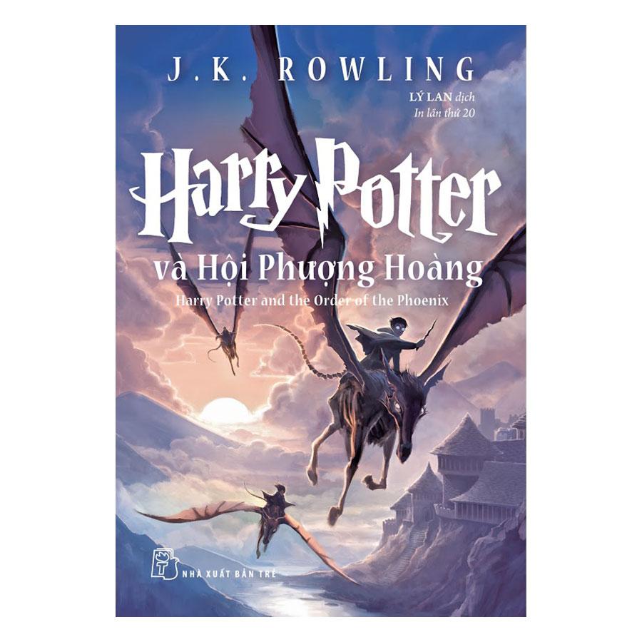 Hình ảnh Boxset Harry Potter - Tiếng Việt (Trọn Bộ 7 Tập)