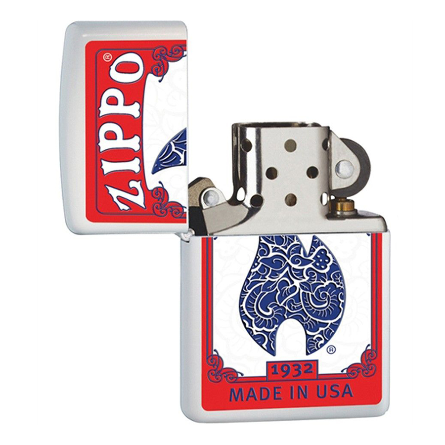 Bật Lửa Zippo 24880 - Lighter & Playing Cards Gift Set