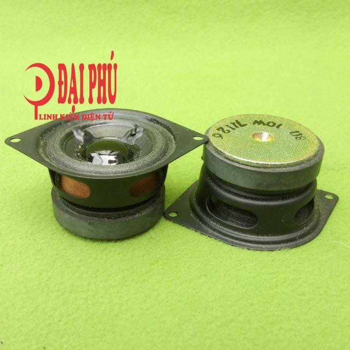 Loa toàn dải mini  CT-G349-H 1.5inch 8Ohm 10W thích hợp chế loa Bluetooth nhỏ công suất lớn