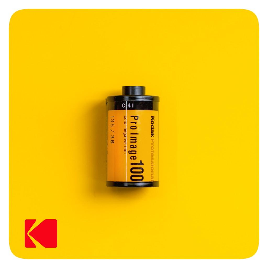 Film máy ảnh Kodak Proimage 100 date mới nhất