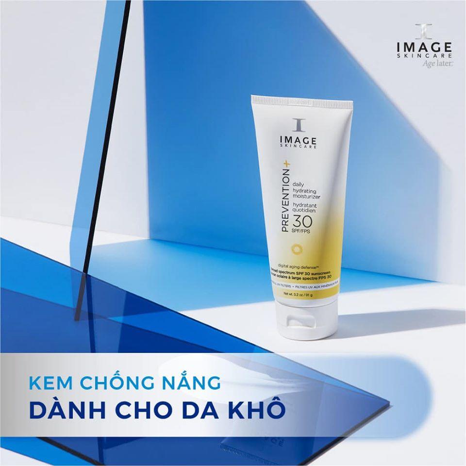Kem Chống Nắng Cho Da Khô Image Skincare Prevention+  SPF30