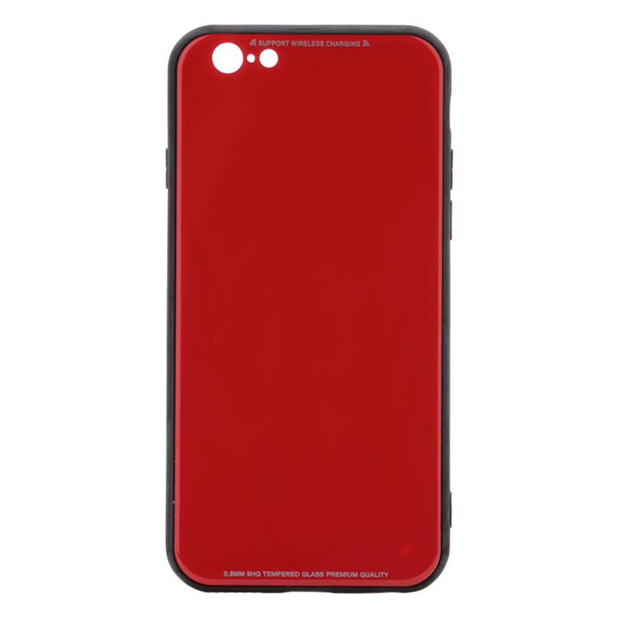 Ốp Lưng Dành Cho iPhone 6 6S Mặt Kính Cường Lực Chống Vỡ Cao Cấp - Hàng Chính Hãng Đỏ - 24052308 , 4559188552864 , 62_4370571 , 200000 , Op-Lung-Danh-Cho-iPhone-6-6S-Mat-Kinh-Cuong-Luc-Chong-Vo-Cao-Cap-Hang-Chinh-Hang-Do-62_4370571 , tiki.vn , Ốp Lưng Dành Cho iPhone 6 6S Mặt Kính Cường Lực Chống Vỡ Cao Cấp - Hàng Chính Hãng Đỏ