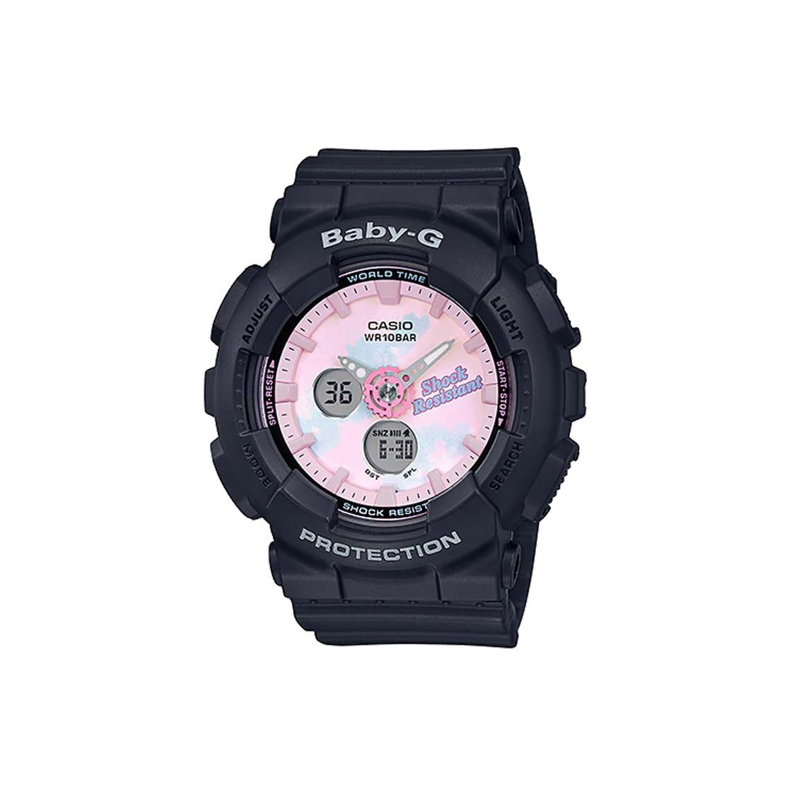 Đồng hồ Casio Nữ Baby G BA-120T, BA-120TG