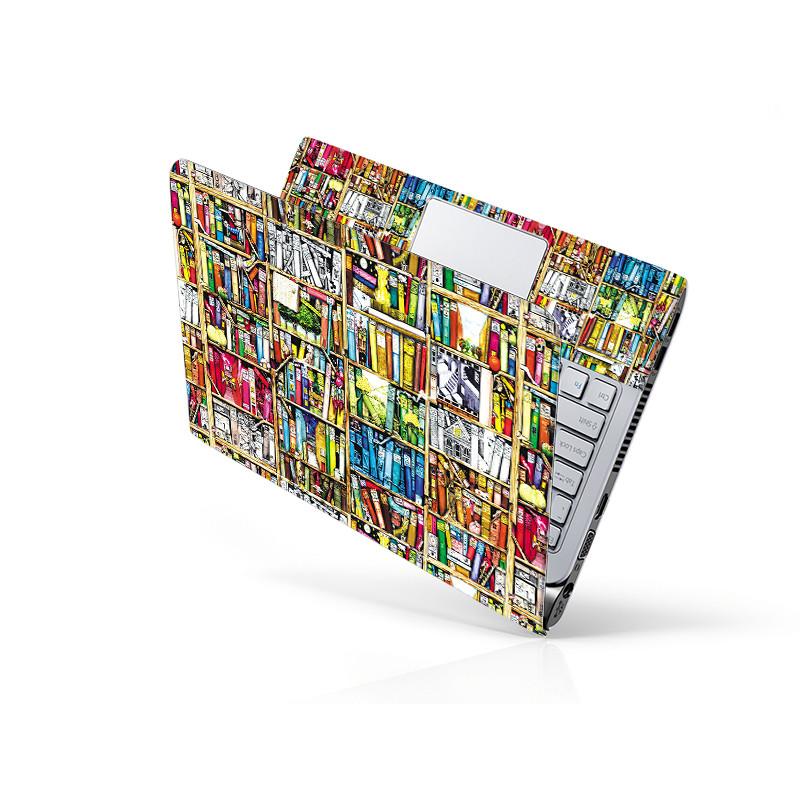 Mẫu Dán Decal Laptop Hoạt Hình LTHH-103