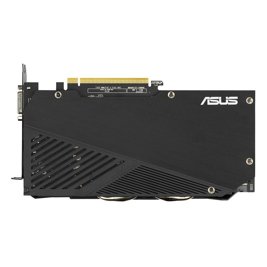 Card Màn Hình VGA ASUS DUAL-RTX2060-O6G-EVO GDDR6 6GB 192-bit - Hàng Chính Hãng
