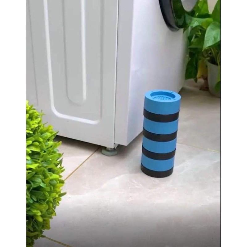 Sét 4 Đế máy giặt chống rung silicol hàng loại 1 cao cấp