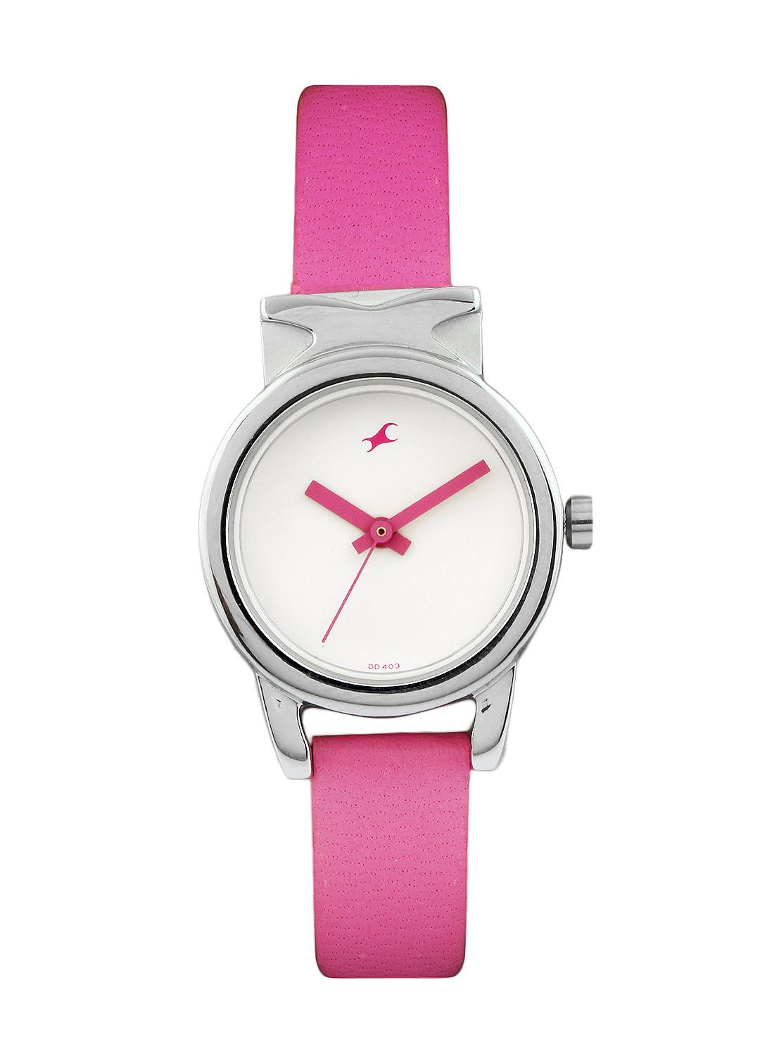Đồng hồ đeo tay Nữ Fastrack 6088SL01