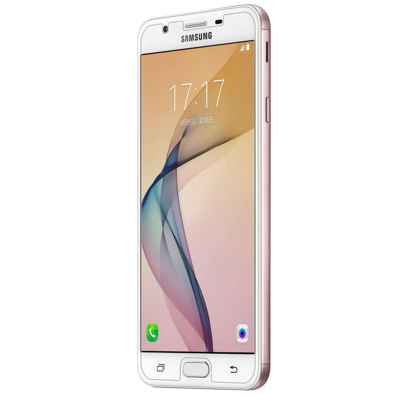 Miếng dán kính cường lực Samsung Galaxy J7 Prime hiệu HOTCASE HBO (độ cứng 9H, mỏng 0.3mm, hạn chế bám vân tay) - hàng nhập khẩu