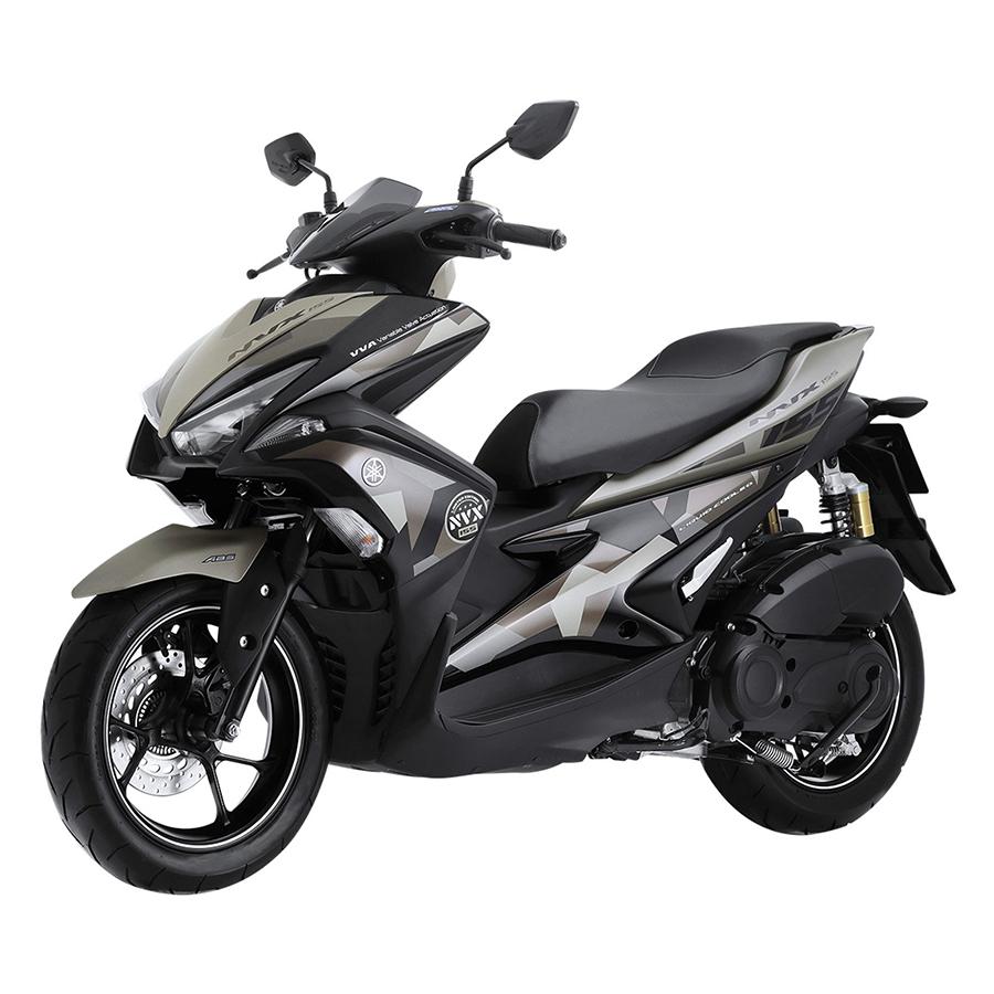 Xe Máy Yamaha NVX 155 Limited Premium - Camo