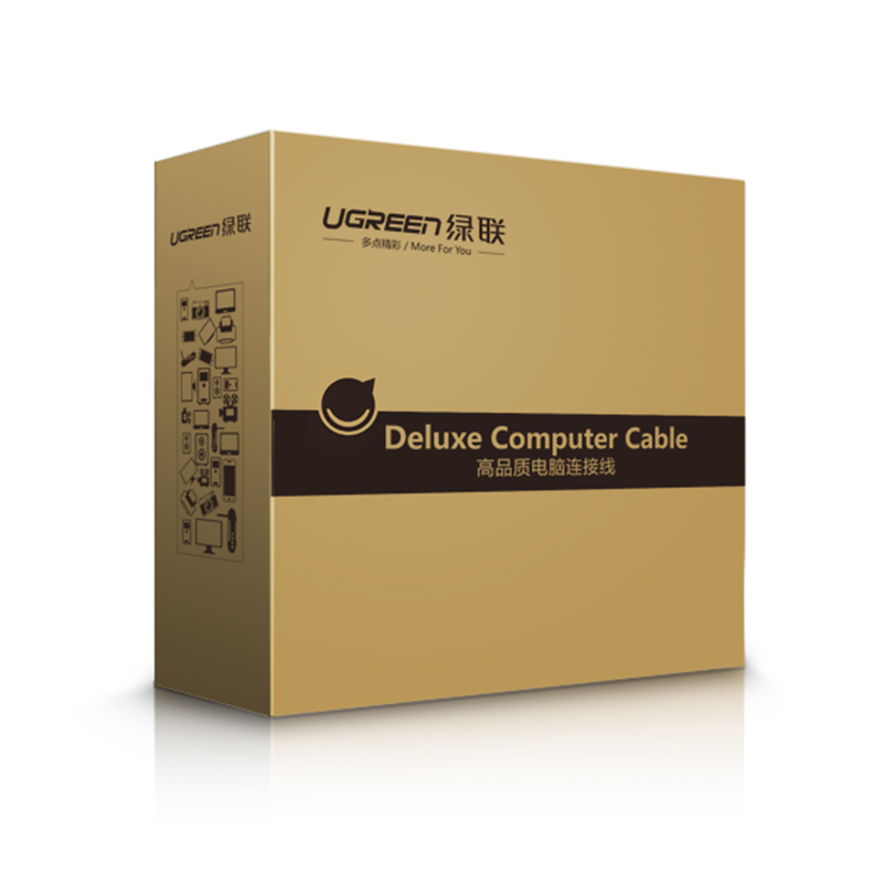 Dây USB 2.0 nối dài Active có CHIP UGREEN US121 - Hàng chính hãng