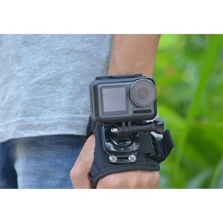 Dây đeo cổ tay cho GoPro và Action Cam