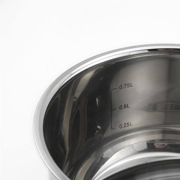 Quánh Inox Đáy Từ ELMICH SM6989 - 2356989 (14cm)