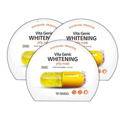 [ 10 miếng ] Mặt nạ giấy dưỡng da , làm trắng BNBG Vita Genic Whitening Jelly Mask 30ml