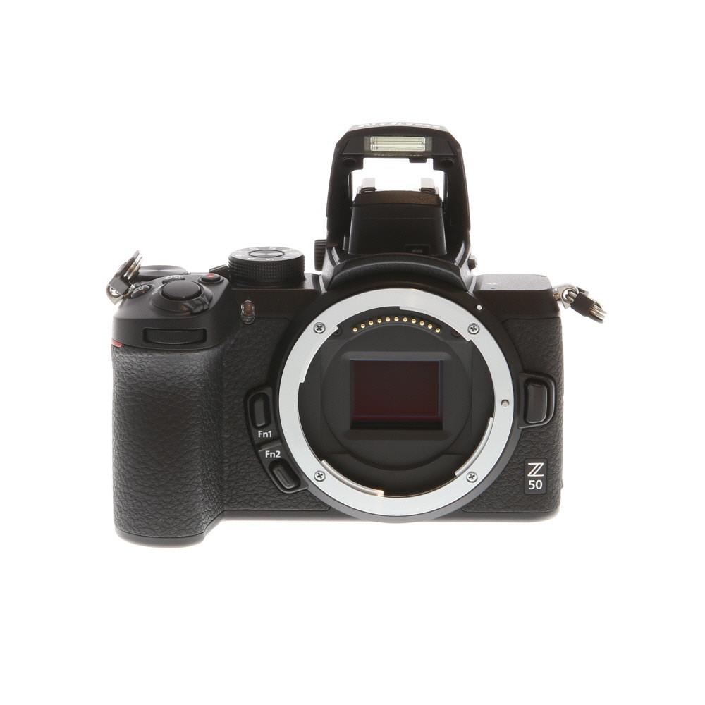 Máy ảnh Nikon Z50 Body - Hàng Chính Hãng (Máy Ảnh Mirrorless)