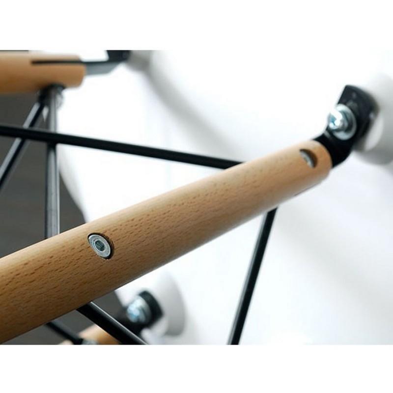 Combo 4 Ghế nhựa Eames chân gỗ FP-218 (E14)