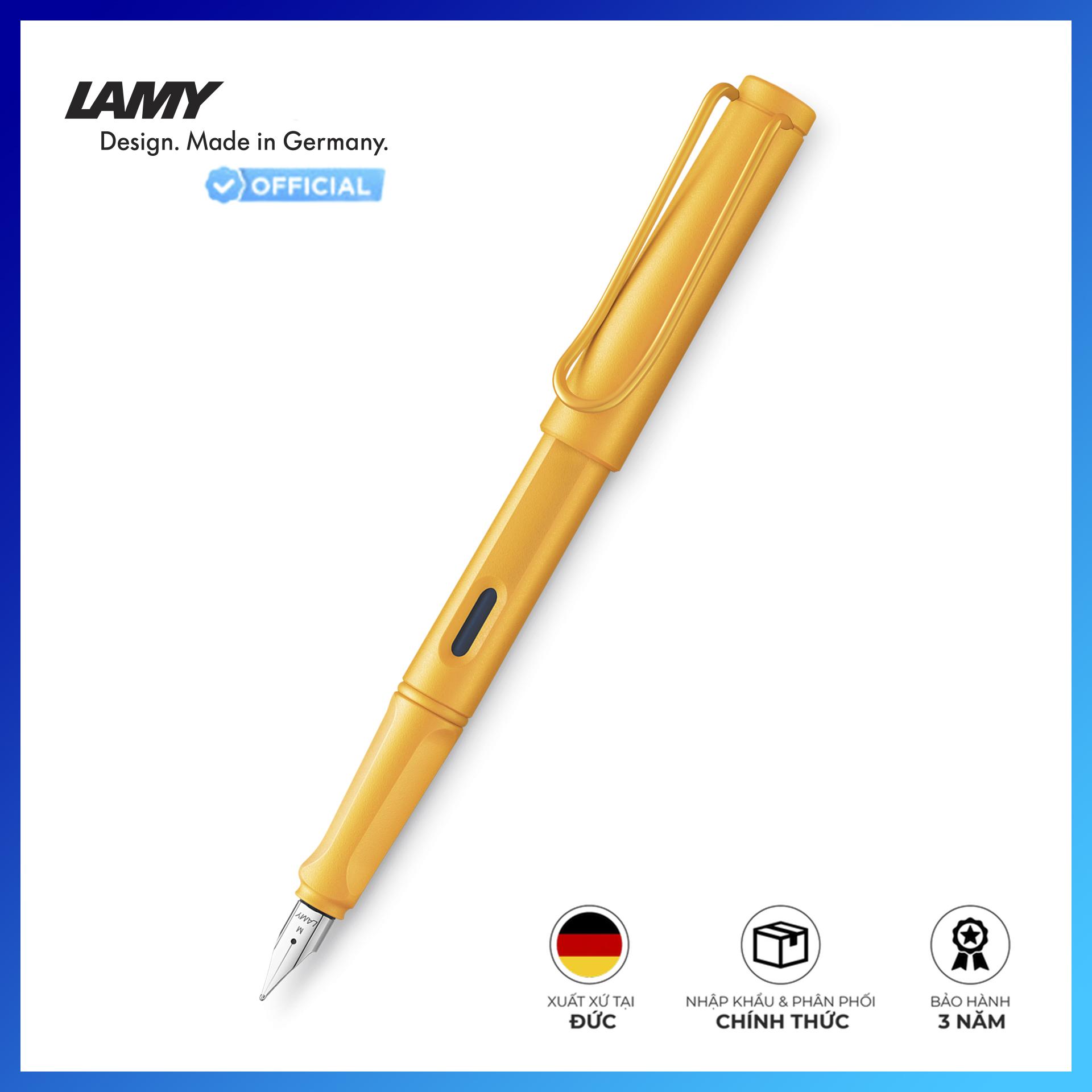 Bút Máy Lamy Safari CANDY Mango 021 (Special Edition)