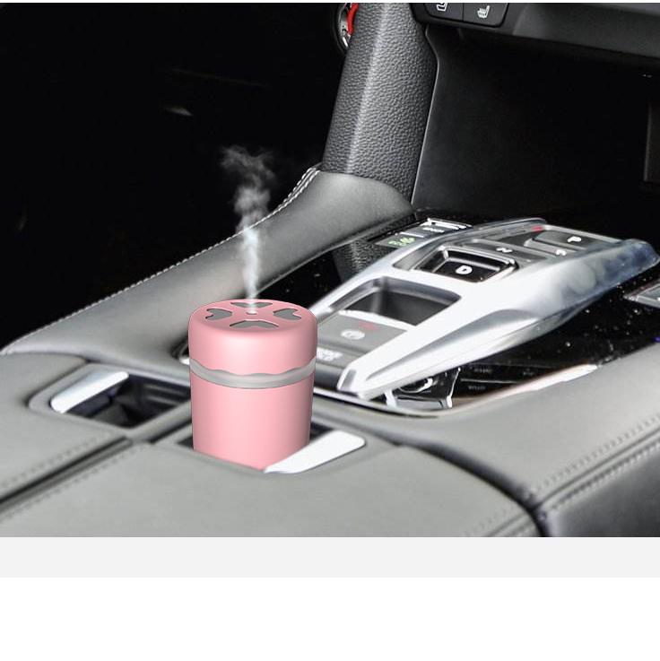 Máy khuếch tán tinh dầu và làm ẩm không khí MKT05 kèm 1 chai tinh dầu tràm eco oil 10ml (Giao màu ngẫu nhiên)