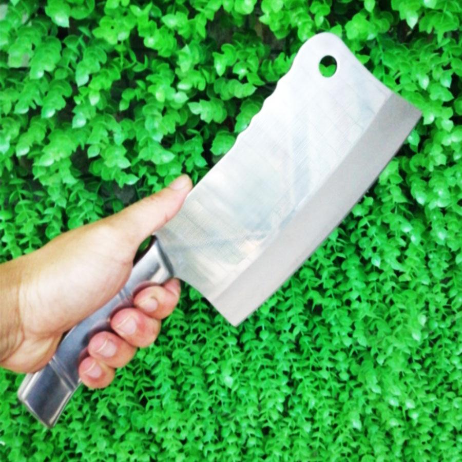 Dao chặt Hàn Quốc cao cấp. Chặt gà, Chặt xương. Sắc, Siêu cứng, đầm tay. KF 00835