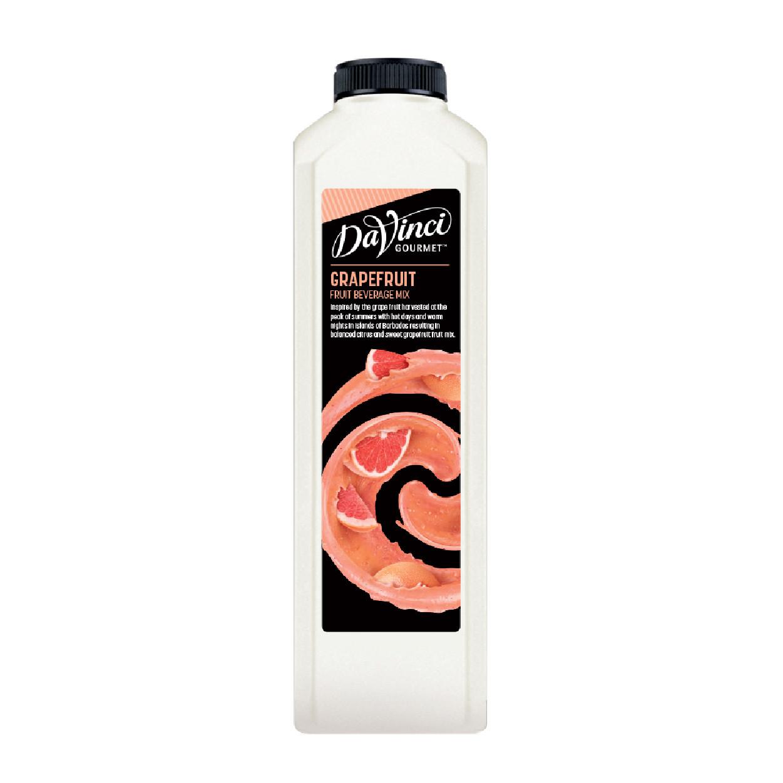 Mứt Bưởi Hồng / Grapefruit Fruitmix - DaVinci Gourmet (1L)