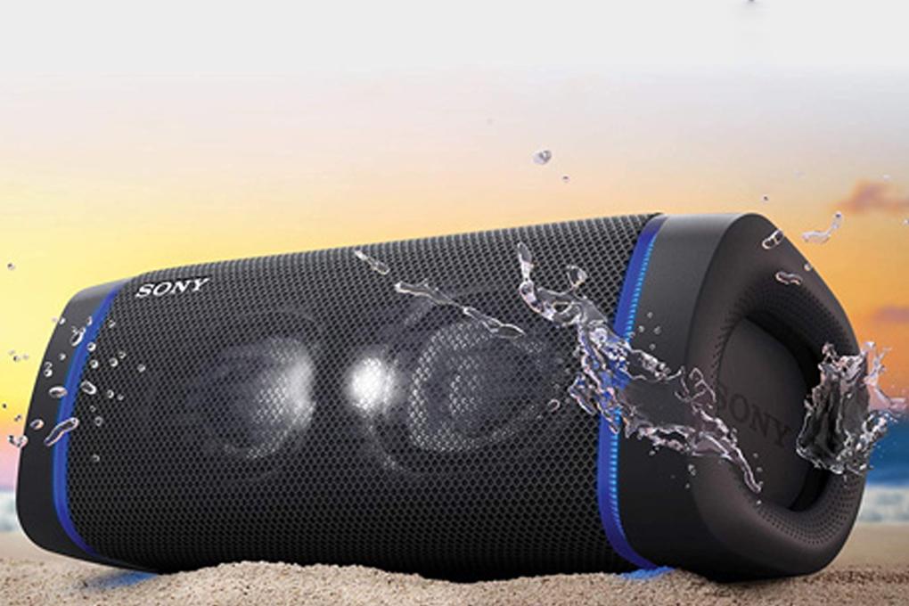 Loa Bluetooth Extra Bass Sony SRS-XB33 - Hàng Chính Hãng