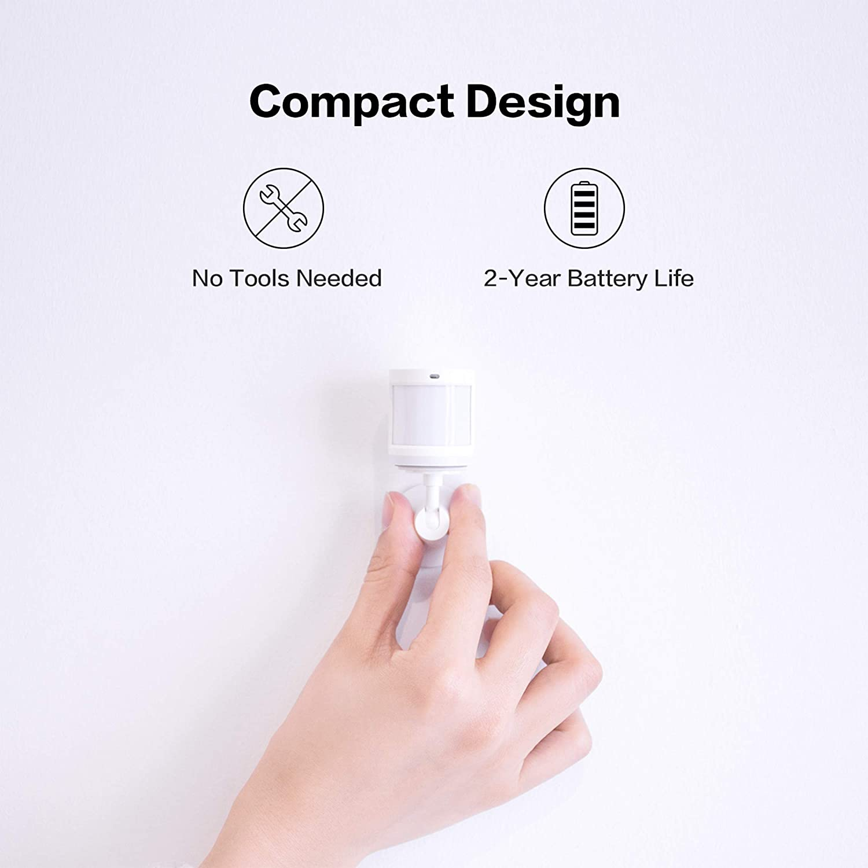 Cảm biến chuyển động Aqara Motion Sensor - Bản Quốc Tế tương thích Apple HomeKit - Nhập Khẩu Chính Hãng