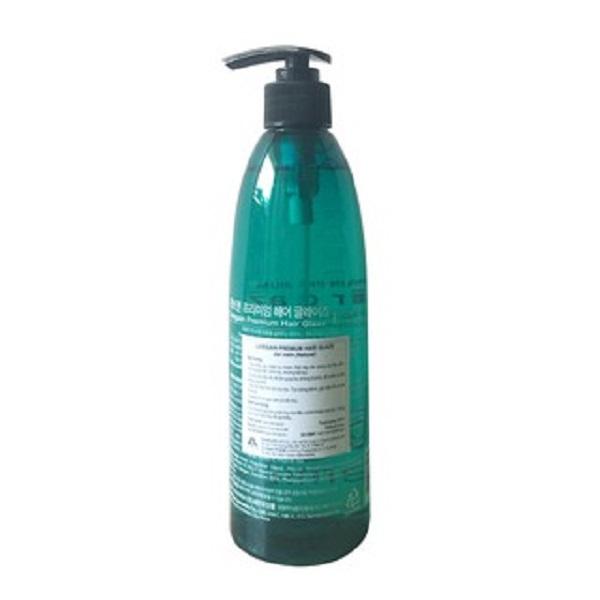 Gel Mềm Livegain Premium Hair Glaze 450ml Hàn Quốc