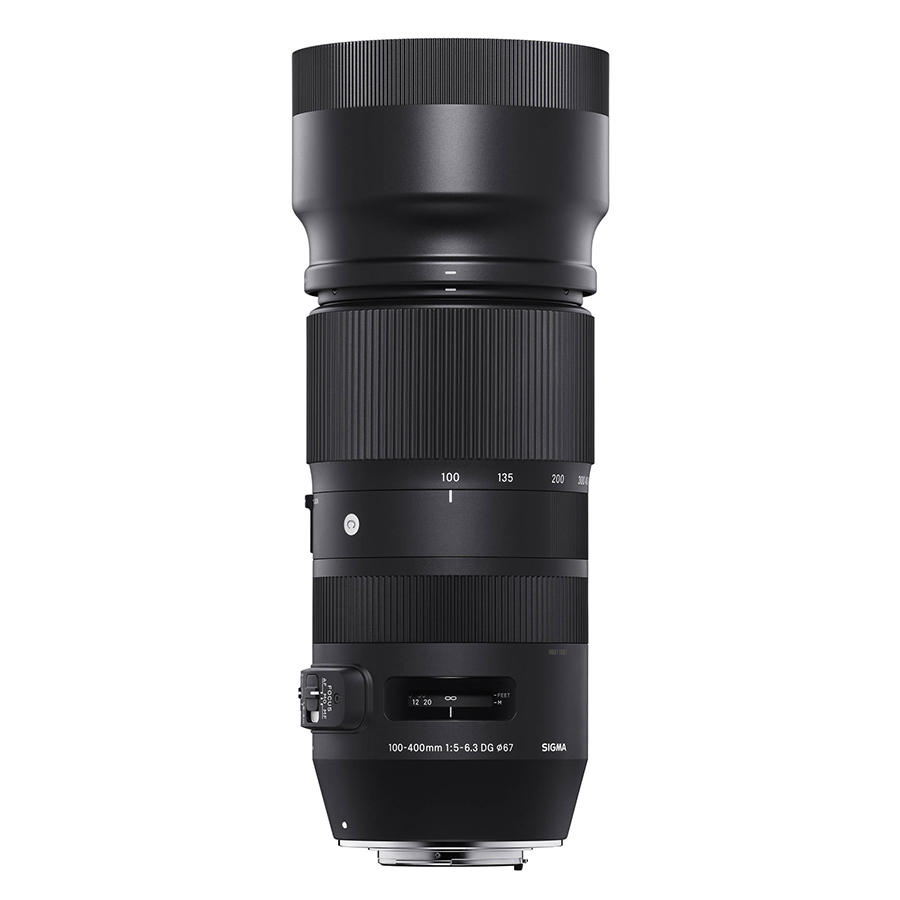 Ống Kính Sigma 100-400 F5-6.3 DG OS HSM Contemporary For Canon - Hàng Chính Hãng