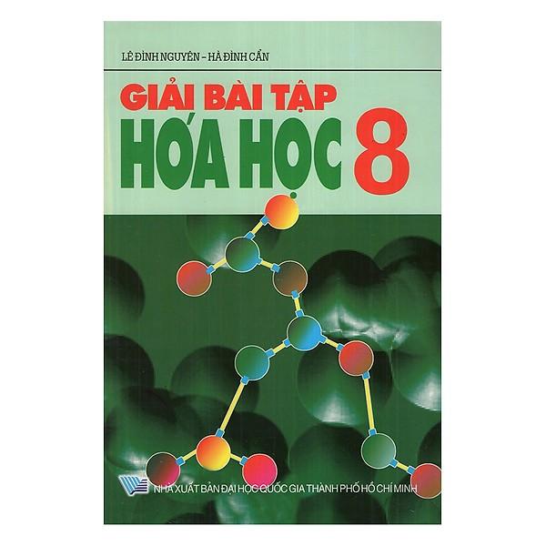 Giải Bài Tập Hóa Học Lớp 8