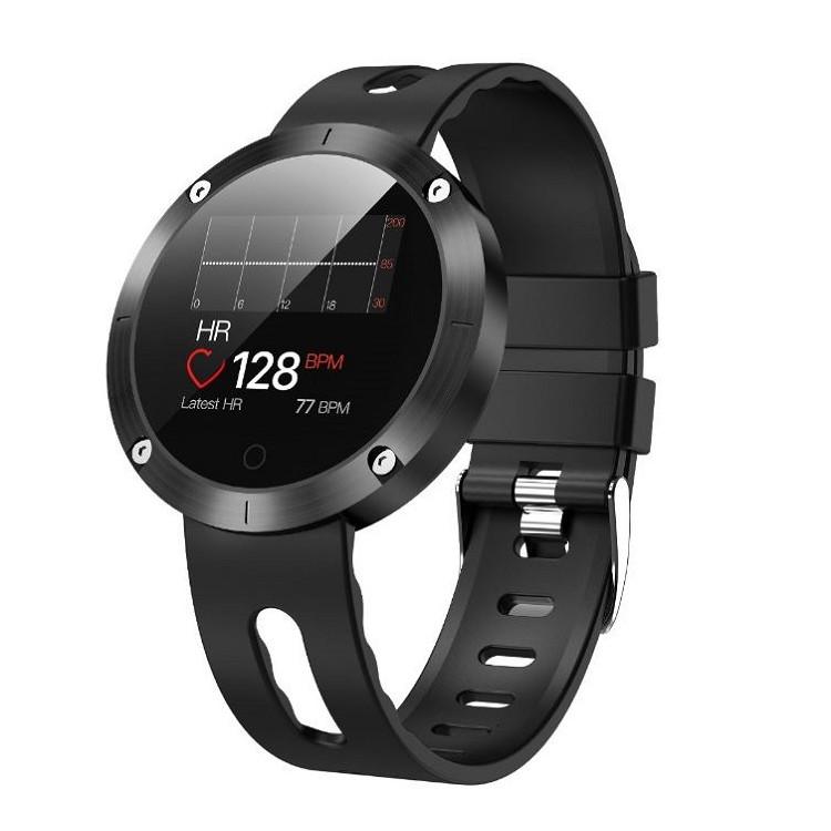 Đồng hồ thông minh theo dõi sức khỏe DM58 Plus - Hàng nhập khẩu