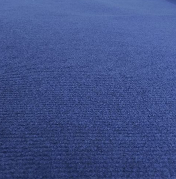 Thảm nỉ trải sàn màu xanh dương khổ 2m, thảm lót sàn phòng ngủ, phòng khách văn, trải sự kiện, sân khấu, hội trường sạch sẽ, dễ giặt, tiện lợi, an toàn cho da (Hàng Việt Nam)