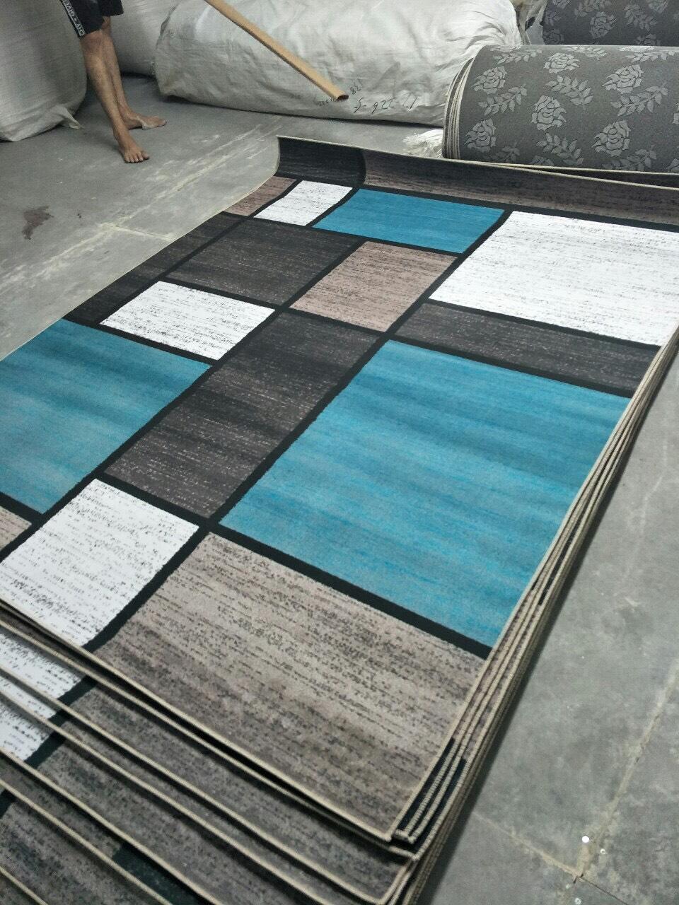 Thảm trang trí phòng khách BALI - 1m6x2m